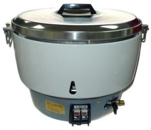 Commercial Gas Rice Cooker_1