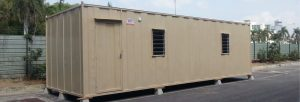 Used Cabin Container