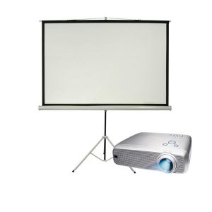 Projector & Screen_1