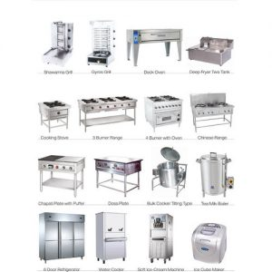 Food & Beverage Furniture & Equipment_1